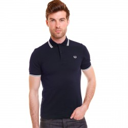 Polo manches courtes homme Fred Perry PM3600 238