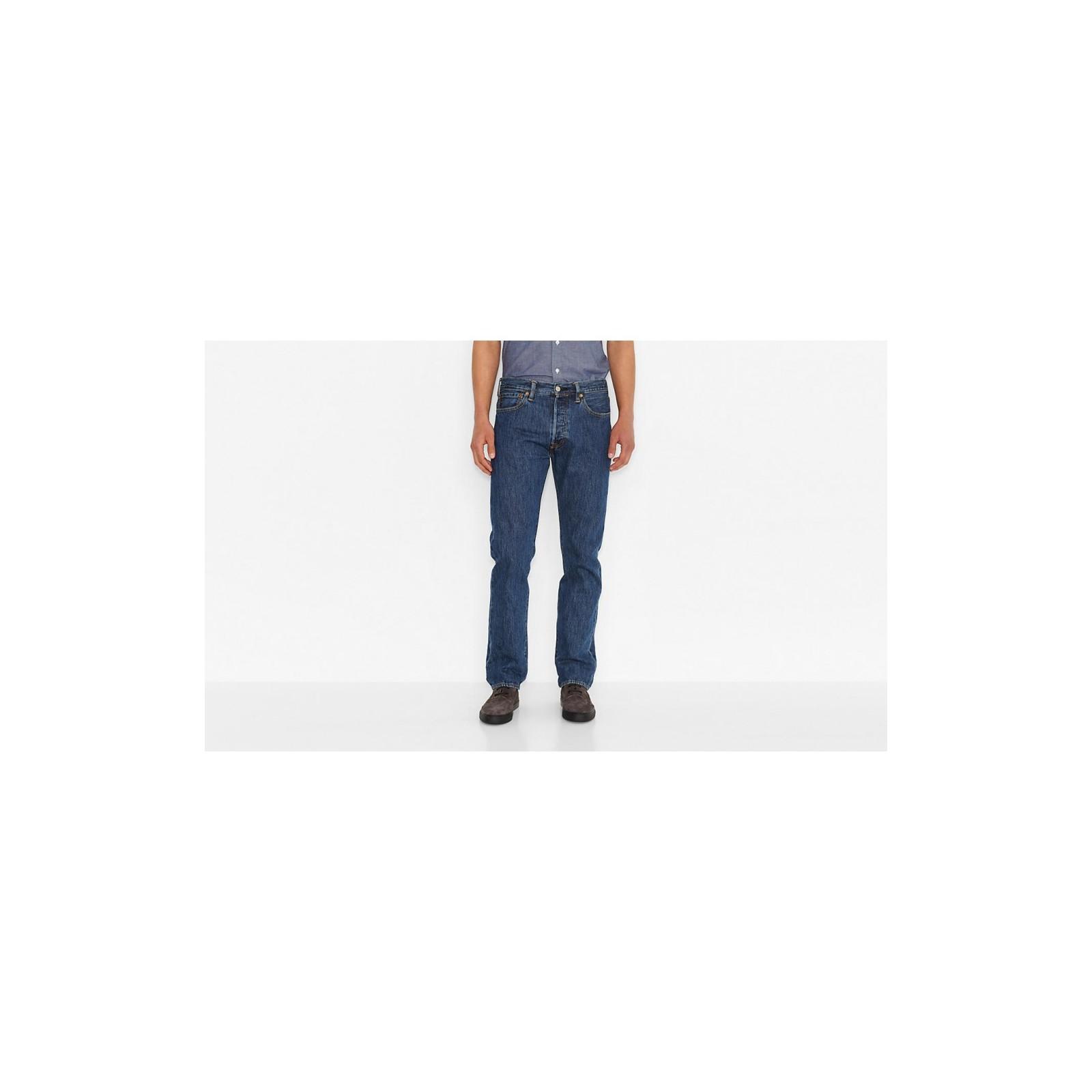 jeans homme levis 501 01 14j stone habiz. Black Bedroom Furniture Sets. Home Design Ideas