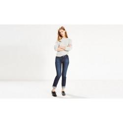 Jeans femme Levis 712 0011
