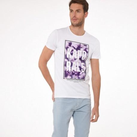 T-shirt Manches Courtes Kaporal FEW