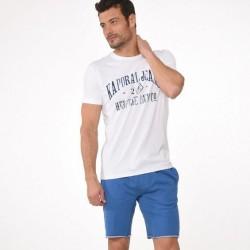 T-shirt manches courtes homme Kaporal TOREV