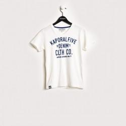 T-shirt manches courtes enfant Kaporal DAPID