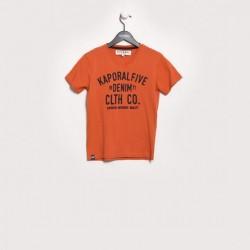 T-shirt Manches Courtes Kaporal DAPID