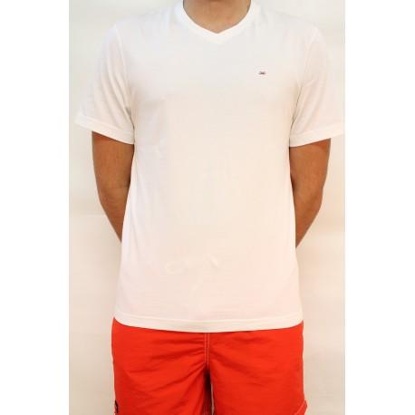 T-shirt Manches Courtes Eden Park  UNI V BC