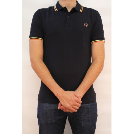 Polo Fred Perry PMM3600D11