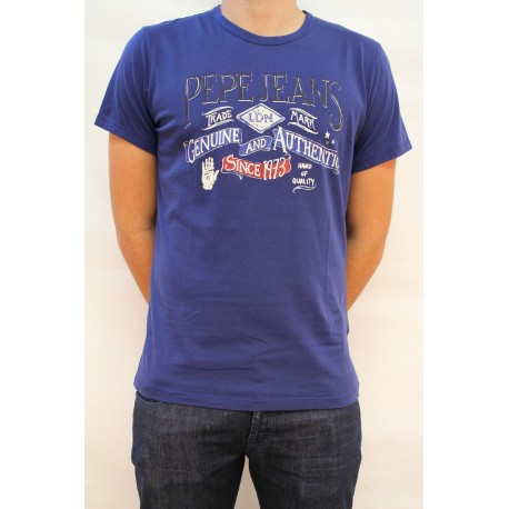 T-shirt Manches Courtes Pepe Jeans NEWRICH553